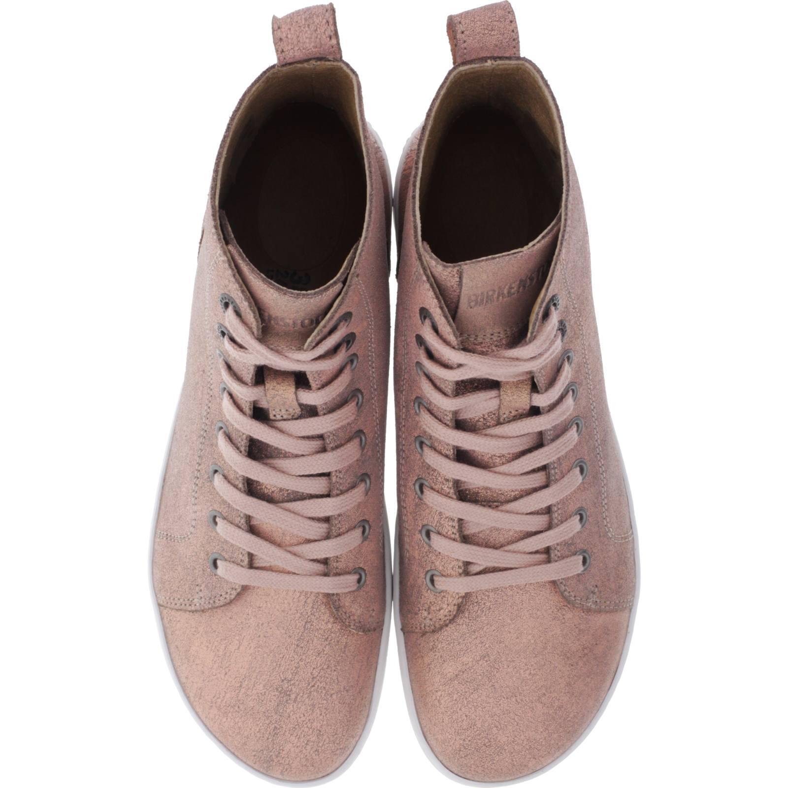 315285d8658cf9 ... Vorschau  Birkenstock Shoes   Modell  Bartlett   Metallic Rose   Leder    Weite  ...