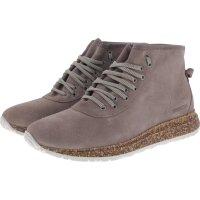Birkenstock Shoes  / Modell: Atlin / Taupe Velours / Leder / Weite: Schmal / Art: 1010967 37 EU