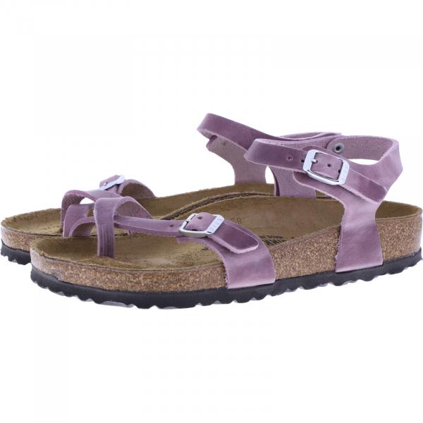 Birkenstock / Modell: Taormina / Lavender Blush Fettleder / Weite: Normal / Art: 1019470 / Damen