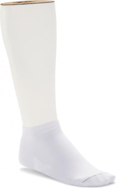 Birkenstock Herren Sneaker Socken - Cotton Sole Sneaker 2-Pack - Weiss