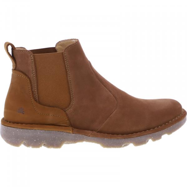 El Naturalista / Modell: N5531 Forest / Farbe: Lux Suede Wood Leder / Damen Chelsea Boot