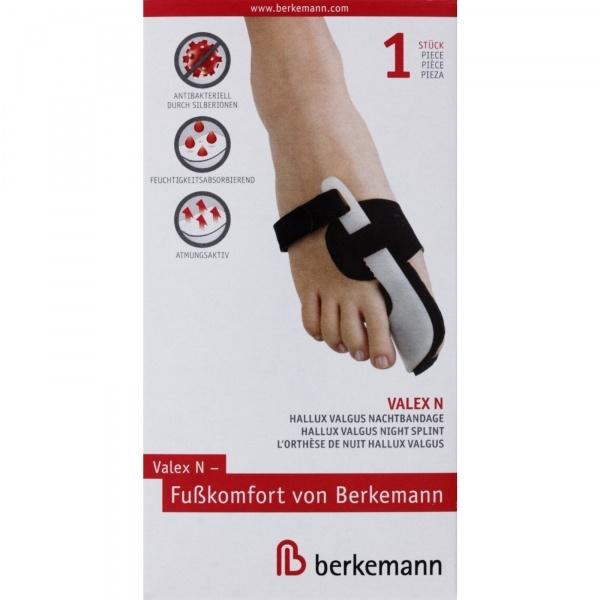 Berkemann / Valex N Hallux valgus - Nachtbandage