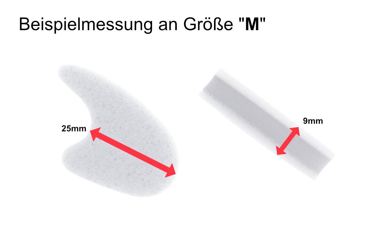 08130-Berkemann-Zehenspreizer Messungsbeispiel