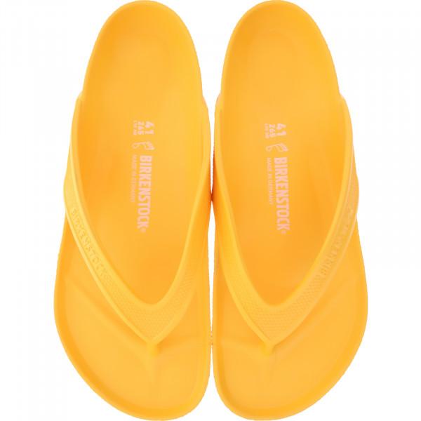 Birkenstock / Modell: Honululu EVA / Zinnia Gelb / Weite: Normal / Art: 1015495 / Damen Badeschuhe