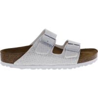 Birkenstock / Modell: Arizona / Magic Snake Silver / Weite: Schmal / Art: 1009127