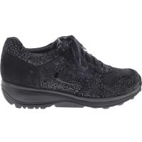 Xsensible / Modell: Jersey / Black Orient / Leder / Art: 300422-044 / Damen Strechwalker