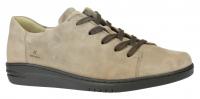 Hartjes Natural / Modell: XS Flex / Stone Nubuk Leder / Weite: H / 1620325-4100 / Damen Schnürer 4.5 UK