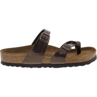 Birkenstock / Modell: Mayari / Graceful Toffee / Weite: Normal / Art: 071941 / Zehentrenner