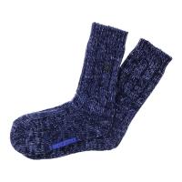 Birkenstock Herren Socken - Cotton Twist - Blau Meliert