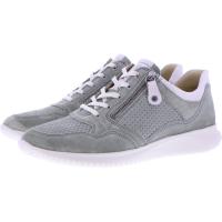 Hartjes / Modell: Breeze I / Khaki/Taupe Leder / Weite: G / 113362-7031 / Damen Sneakers