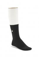 Birkenstock Damen Socken - Cotton Sole - Schwarz 36-38 EU