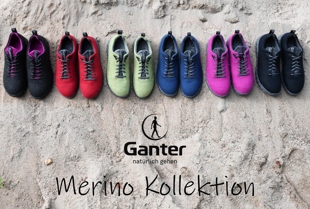 Ganter Merino Schuhe Kollektion