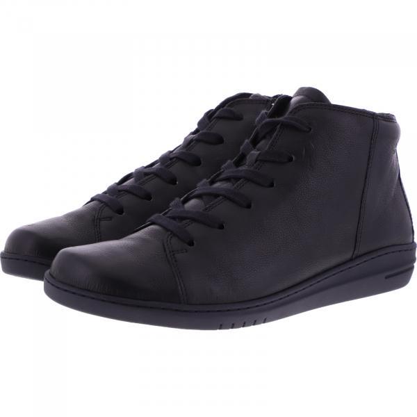 Hartjes Natural / Modell: XS Flex Boot / Schwarz Nappaleder / Weite: H / 1720321-0100 / Damen Boots
