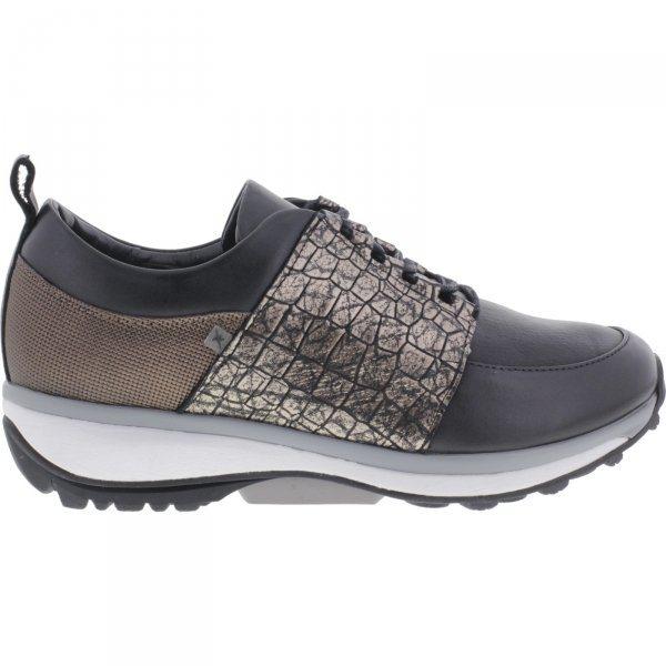 Xsensible / Modell: Nice / Black Bronze / Leder / Art: 300313-026 / Damen Strechwalker