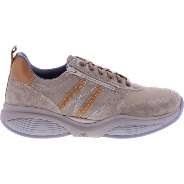 Xsensible Stretchwalker / Modell: SWX3 / Sand-Cognac / Art: 300732-449 / Herren Sneakers