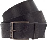 Birkenstock Gürtel / Modell: Ohio / Breite: 40mm / Dunkelbraun Leder / Unisex Gürtel One-Size