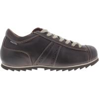 Snipe / Modell: America Sport / Marron Braun Leder / Schnürer / Art: 42185-221 / Herren Sneakers