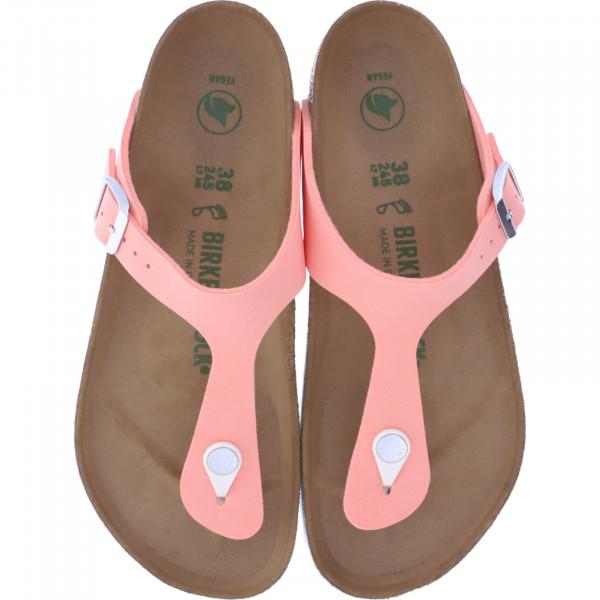 Birkenstock / Modell: Gizeh / Flamingo Birko-Flor / Weite: Normal / Art: 1016214 / Damen