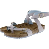 Birkenstock / Modell: Yara / Two Tone Water-Cream  / Weite: Normal / Art: 1008509 / Damen