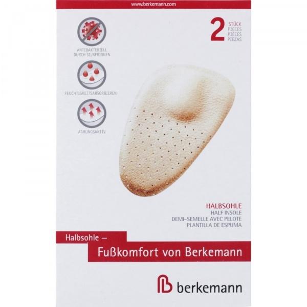 Berkemann / unterstützende Halbsohle