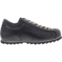 Snipe / Modell: America Sport / Negro Schwarz Leder / Schnürer / Art: 42285-119 / Herren Sneakers