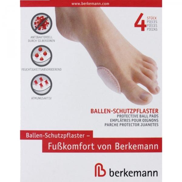 Berkemann / Ballenschutz-Pflaster