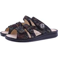 Finn Comfort / Agueda / Multi Bronze Leder / Wechselfußbett / Art: 01538-712010 / Damen Pantoletten