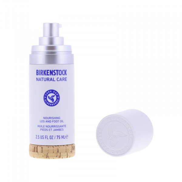 Birkenstock Natural Skin Care - Birkenstock Nourishing Leg & Foot Oil - Fuß- und Bein-Pflegeöl