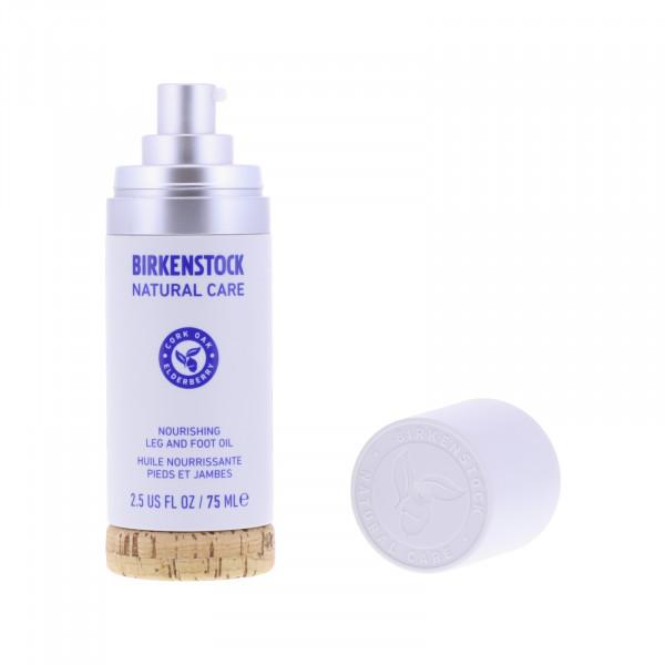 Birkenstock Natural Skin Care - Birkenstock Nourishing Leg & Foot Oil - Fuß- und Bein-Pflegeöl