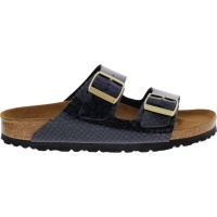 Birkenstock / Modell: Arizona / Magic Snake Black / Weite: Schmal / Art: 1009125