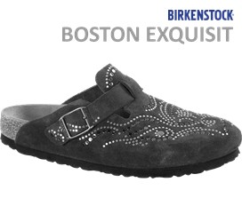 Birkenstock Boston Exquisit