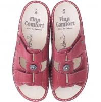 Finn Comfort / Modell: Pattaya / Rot-Rosso / Classic / Art: 2558-477103 / Damen