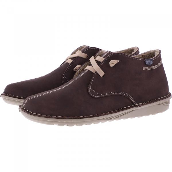 OnFoot / Modell: Ultra Flex  / Farbe: Testa Dunkelbraun Leder / Art.: 20800 / Damen Schuhe