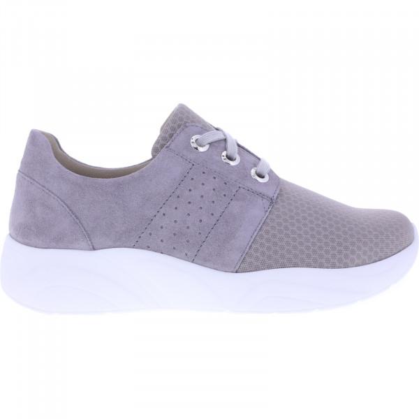 Solidus / Modell: Kea / Grey Velours / Weite: K / 66500-20677 / Damen Sneakers