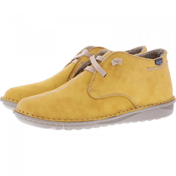 OnFoot / Modell: Ultra Flex / Farbe: Amarillo Gelb Leder / Art.: 20800 / Damen Schuhe