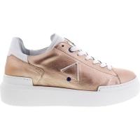 Ed Parrish Sneakers / Modell: Elisa / Cipria-Kupfer / Kalbsleder / Wechselfußbett / Damen Sneakers