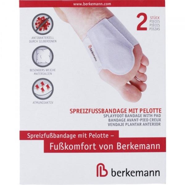 Berkemann / Spreizfußbandage mit Pelotte