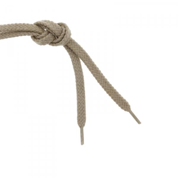Jacoform Schnürsenkel - 80cm - Beige/Sand/Kiesel