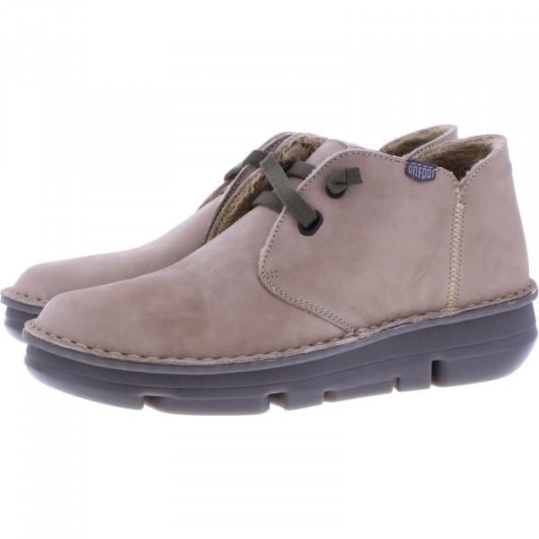 OnFoot / Modell: Touch Zen / Farbe: Taupe Leder / Art.: 29000 / Damen Schuhe
