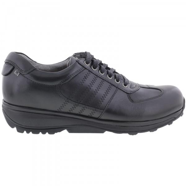 Xsensible Stretchwalker / Modell: England Men / Schwarz / Leder / Art: 300293-009 / Herren Sneakers
