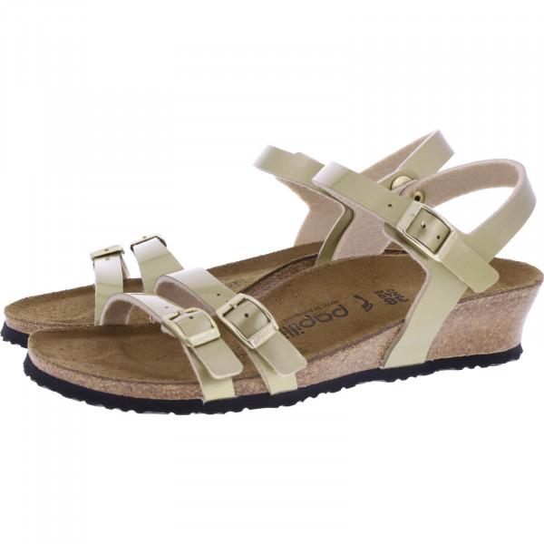 Papillio / Modell: Lana / Metallic Gold / Art: 1016347 / Damen Sandaletten