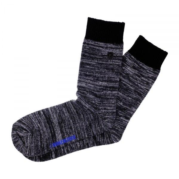 Birkenstock Herren Socken - Cotton Multi - Schwarz Meliert