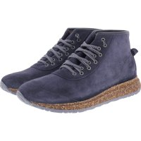 Birkenstock Shoes  / Modell: Atlin / Graphite Velours / Leder / Weite: Schmal / Art: 1010963