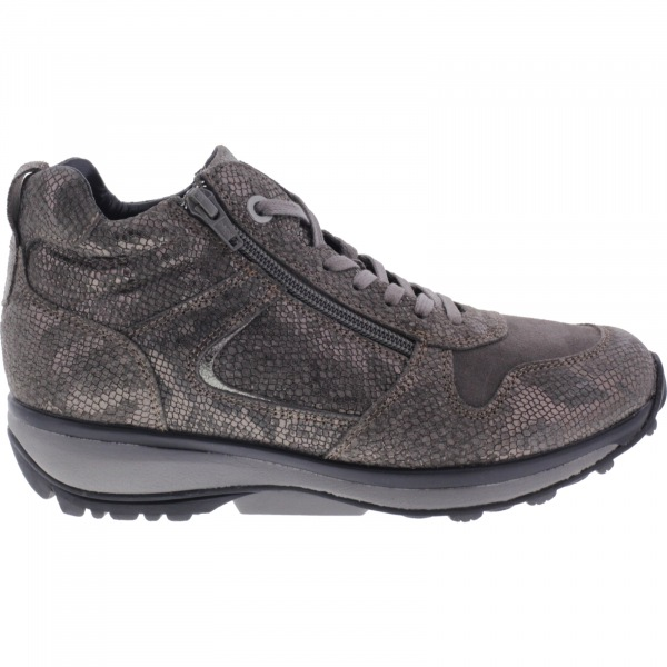 Xsensible / Modell: Filly / Carbon Koala / Leder / Art: 300262-835 / Damen Stiefelette