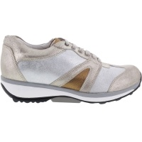 Xsensible Stretchwalker / Modell: Milano / Multi-Shining / Leder / Art: 300242-658 / Damen Sneakers