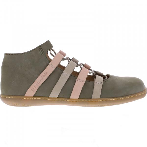 El Naturalista / Modell: N5284 El Viajero / Farbe: Pleasent Mixed Kaki / Damen Schuhe