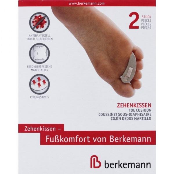 """Berkemann / Zehenkissen - Für den """"rechten"""" Fuß"""