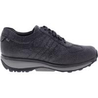 Xsensible Stretchwalker / Modell: England / Black Tucan / Leder / Art: 300013-063 / Damen Sneakers