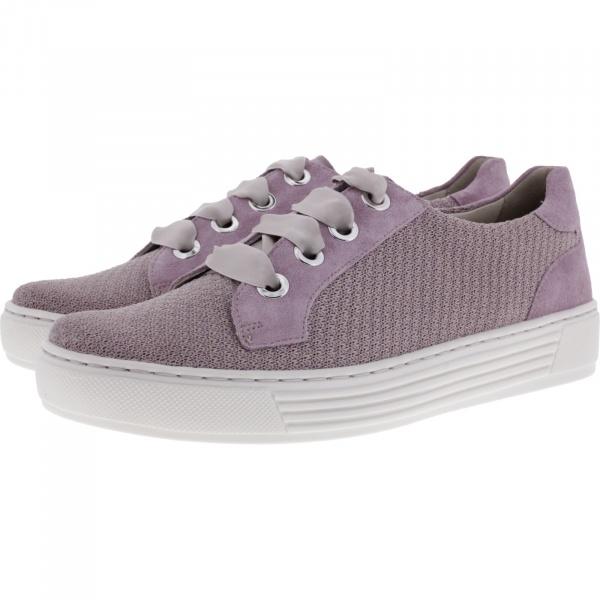 Solidus / Hazel / Altrosa Soliknit-Leder / Weite: H / 37018-90305 / Damen Sneakers