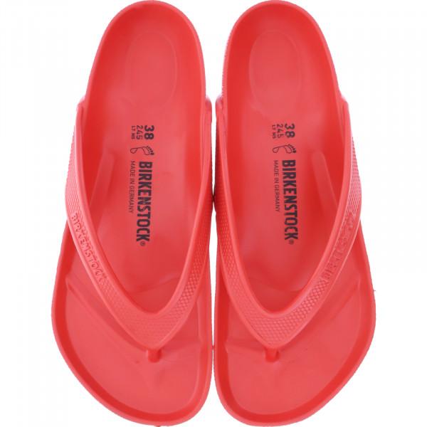 Birkenstock / Modell: Honululu EVA / Active Red / Weite: Normal / Art: 1017717 / Damen Badeschuhe